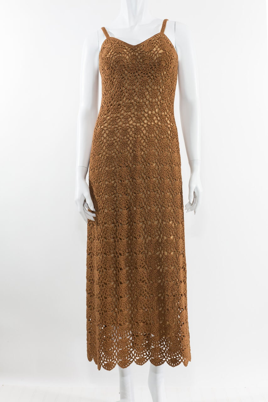 Image of Crochet Maxi
