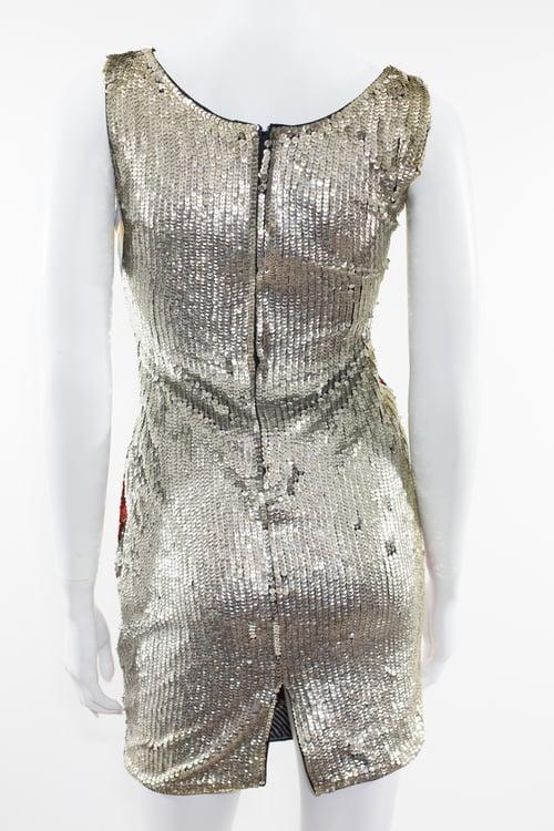 Image of 80s Hand Sewn Disco Sequin Mini