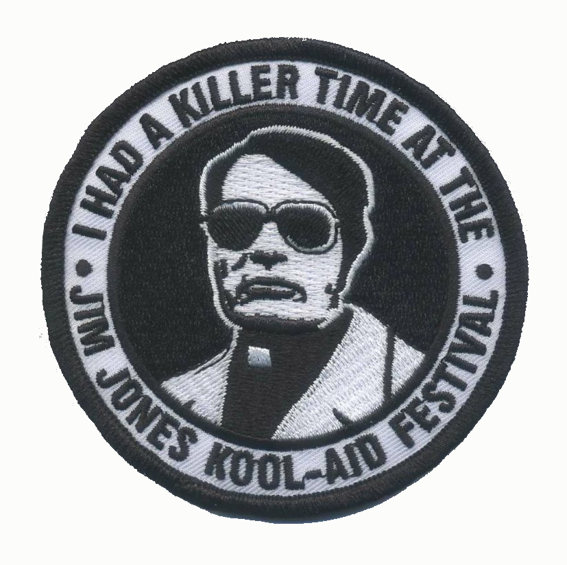 Image of Jim Jones Kool-Aid Festival