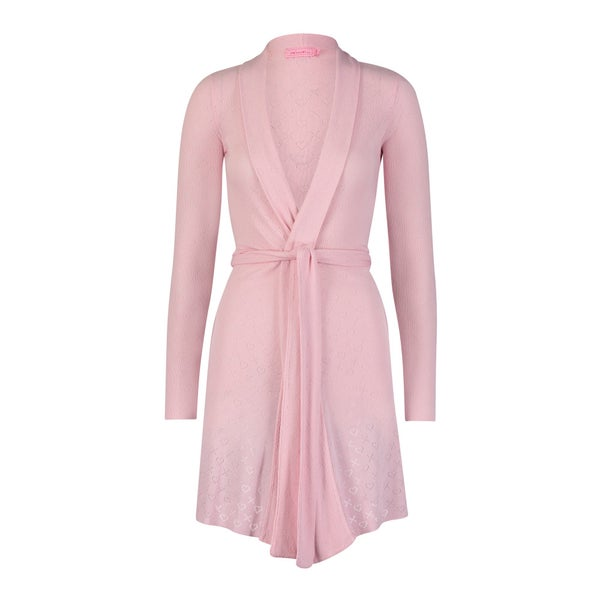 Image of Light pink robe