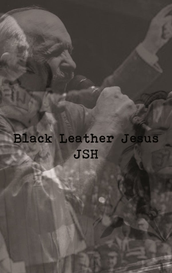 Image of Distro item: Black Leather Jesus/JSH - Split CS