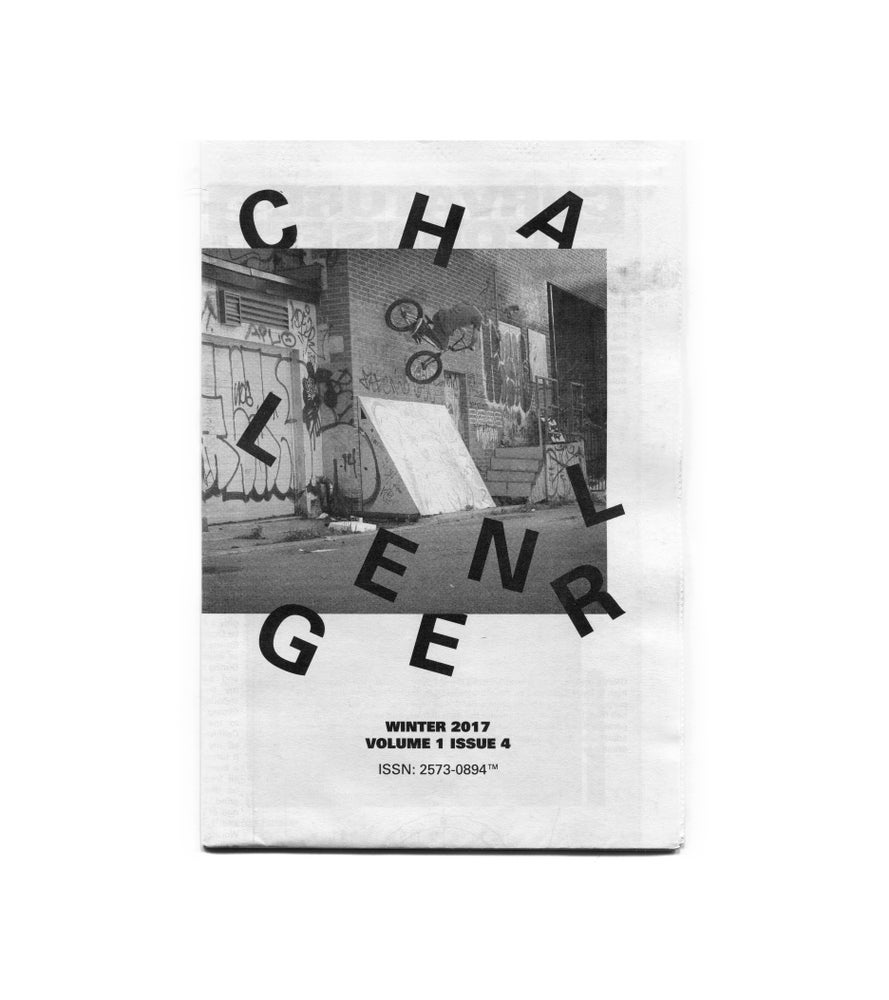 Image of Challenger Issue 4