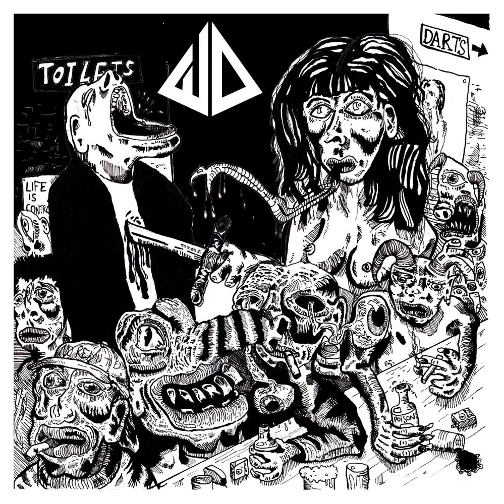 Image of Witchdoctor - Witchdoctor (5 track CD EP)(2016)(UK)
