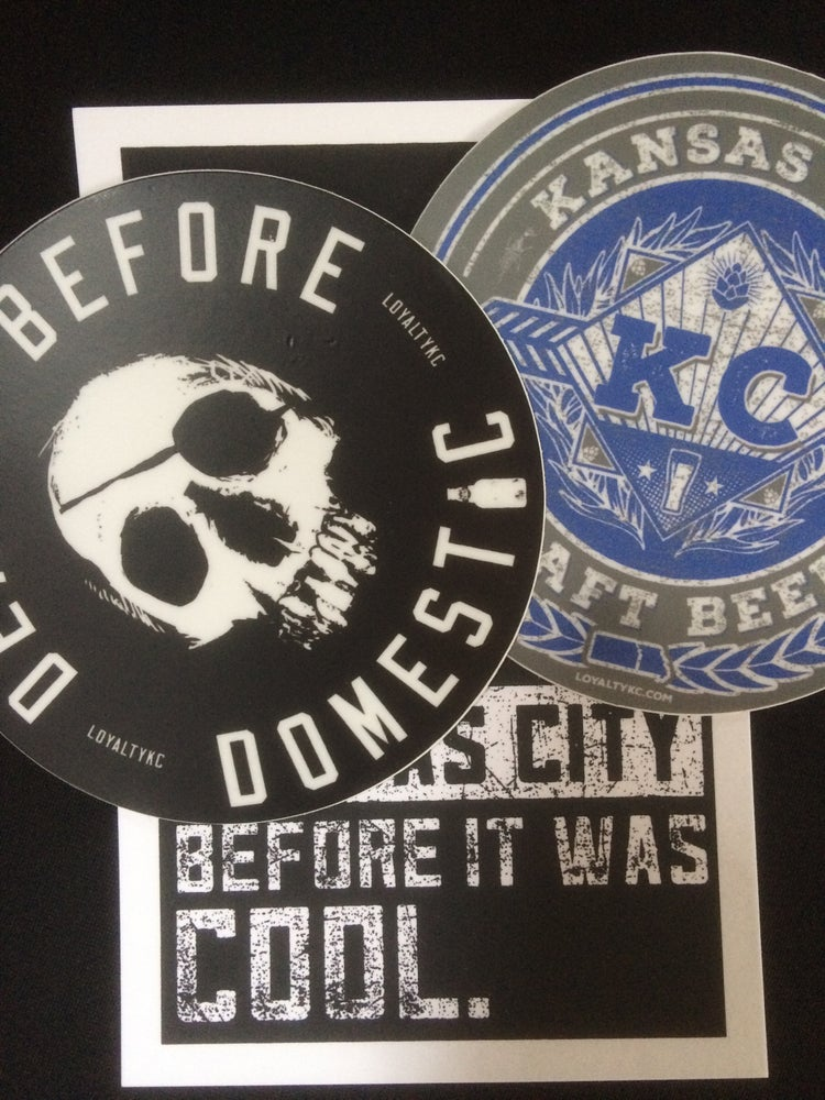 Image of Stickers and Postcards