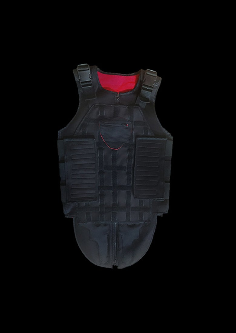 Image of COMMISSIONNER BULLETPROOF VEST