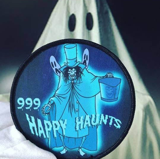 Image of HATBOX GHOST TRIBUTE PATCH
