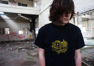 Image of I Hate This Town T-Shirt Black