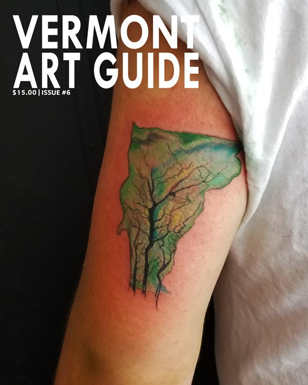 Image of Vermont Art Guide #6