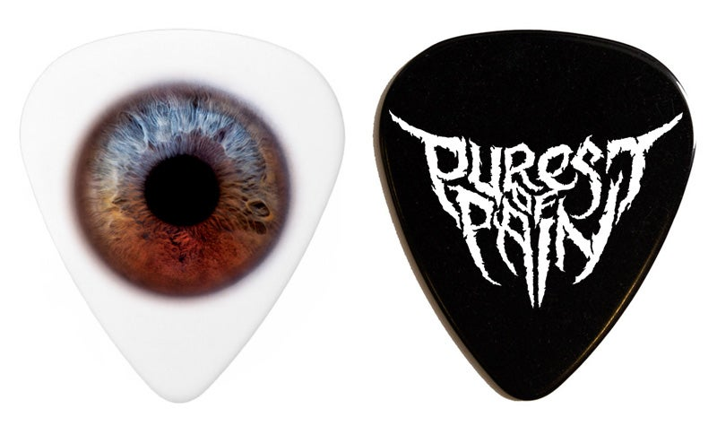 Image of Guitar Picks (set of 4)