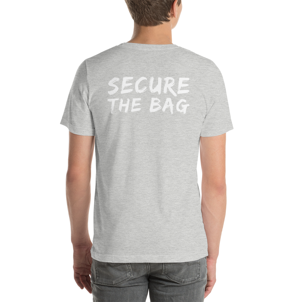 Image of Secure The Bag Logo T-Shirt