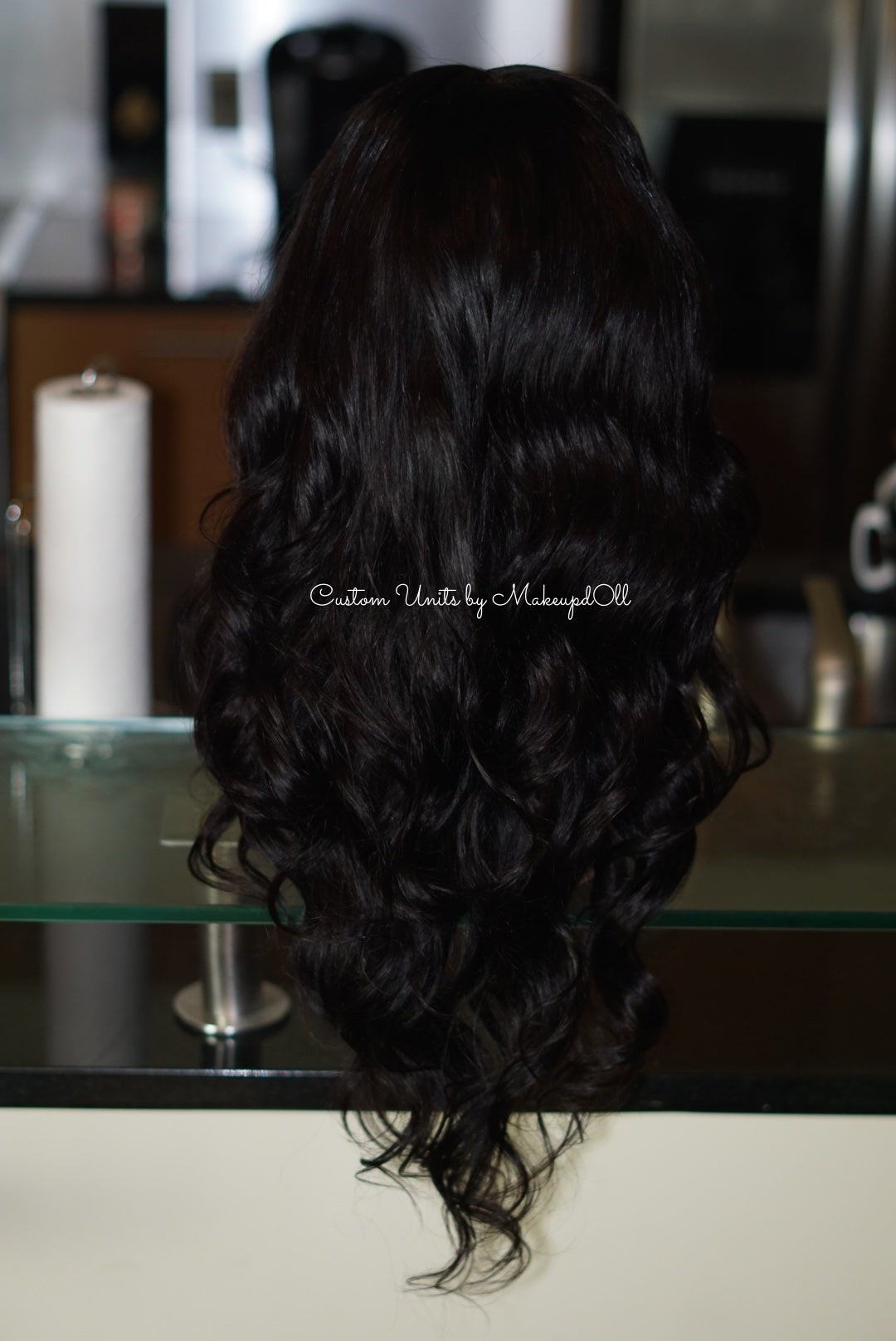 "Image of Peruvian Body Wave 24"" Custom Lace Closure Wig! (Extra Bundle)"