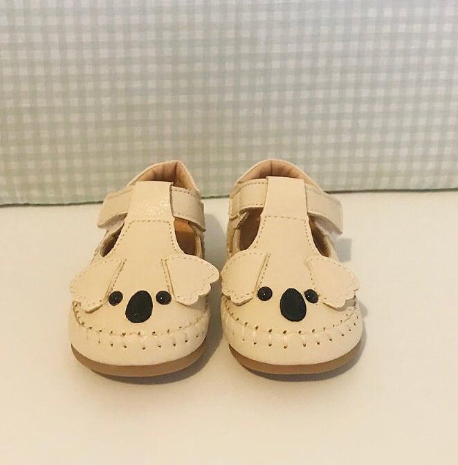 Image of koala tbar shoes