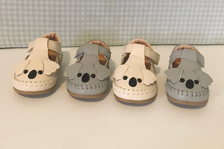 Image of koala tbar shoes