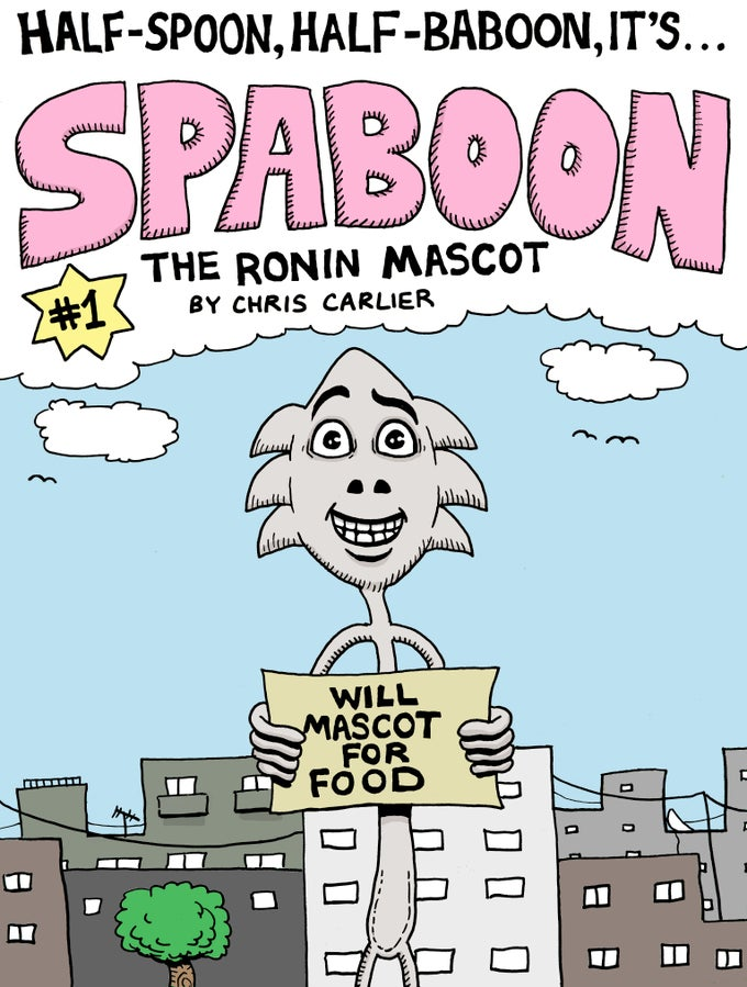 Image of Spaboon #1