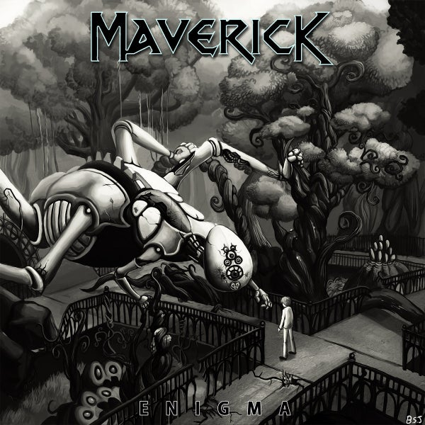 Image of [CRCD-001] Maverick - Enigma