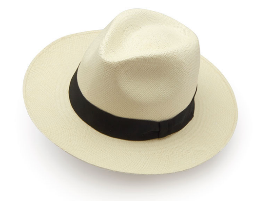 Image of Handwoven Panama Hat