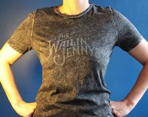 Image of Women's T-shirt - The Wailin' Jennys '15' - Mineral Wash