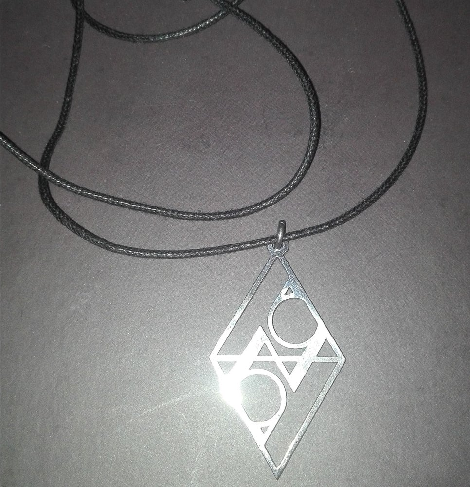 Image of ''ALCHEMICAL SEAL'' PENDANT
