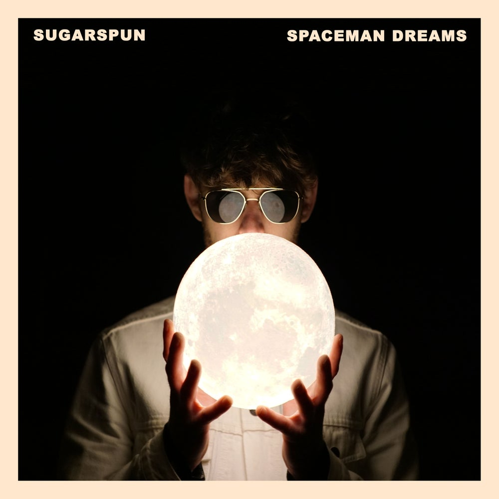 "Image of Spaceman Dreams - 7"" vinyl"