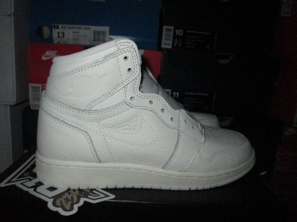 "Air Jordan I (1) Retro Hi ""Sail"" GS - areaGS - KIDS SIZE ONLY"