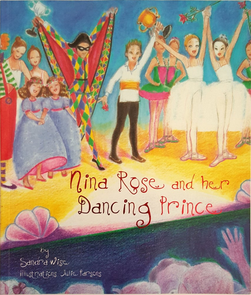 Image of Nina Rose and her Dancing Prince