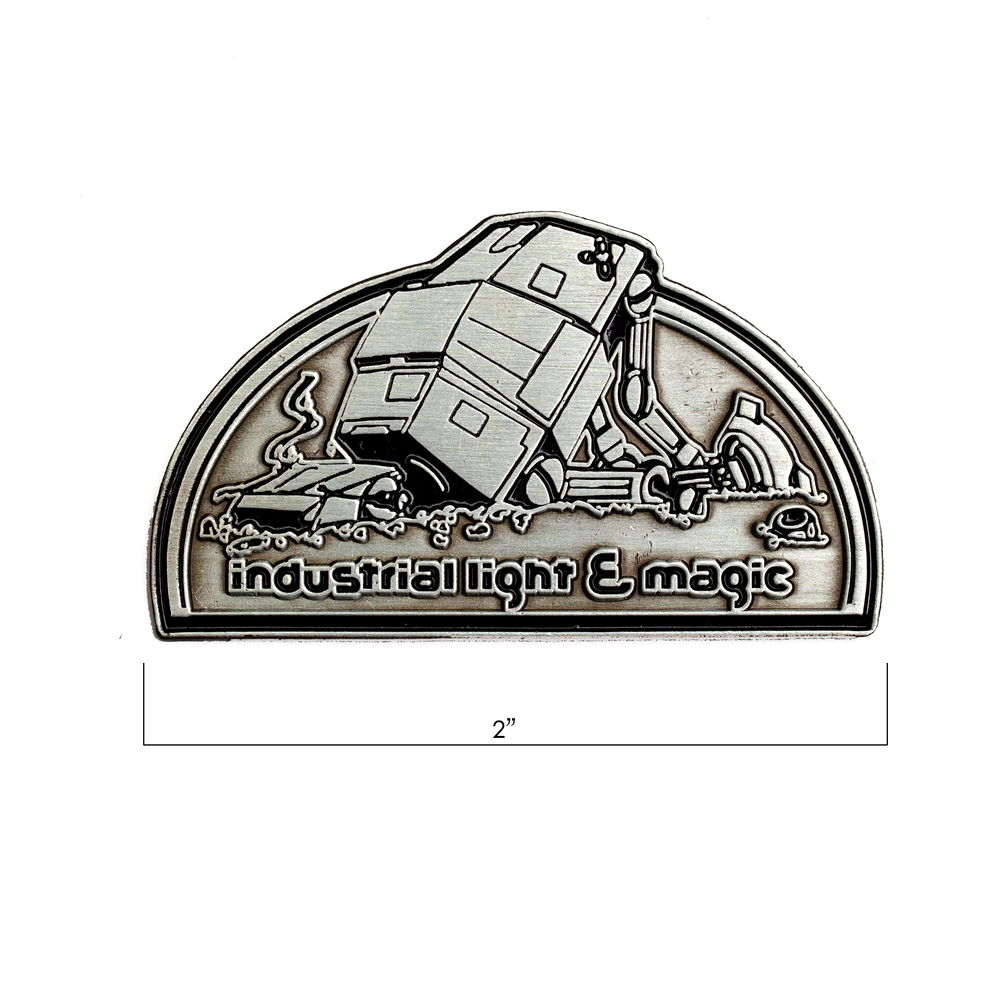 Vintage Style ILM Enamel Pin / In Like Pin