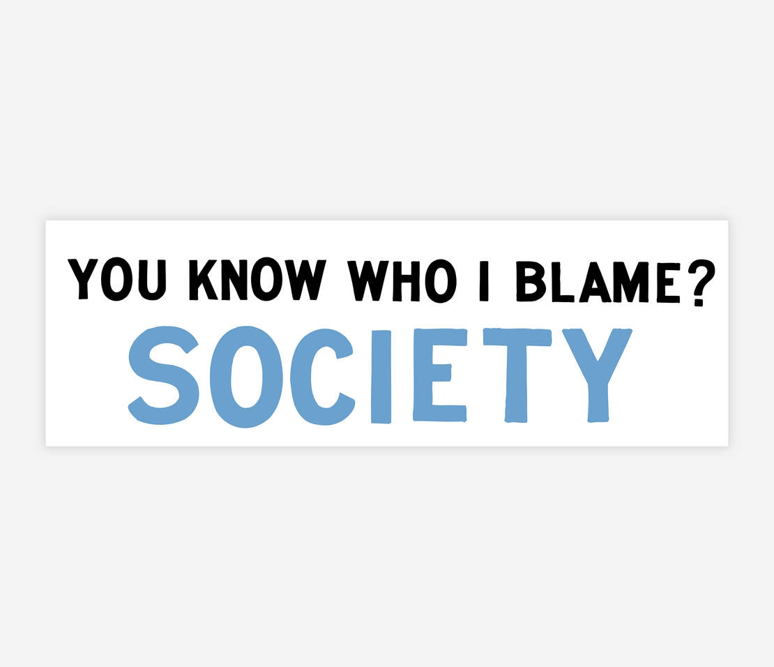 Image of SOCIETY