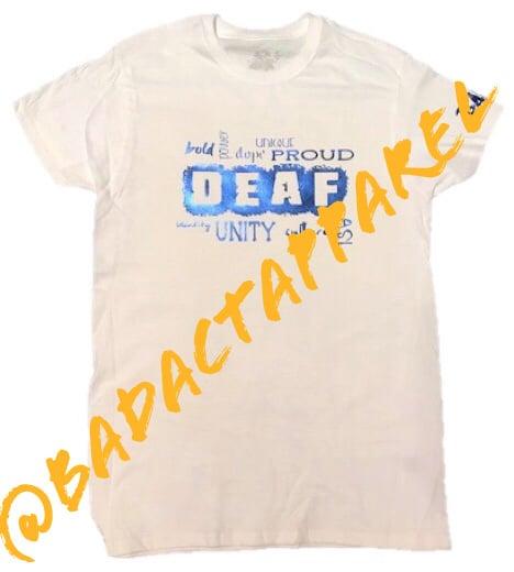 Image of Deaf Is