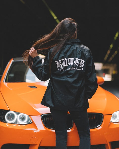 Image of KUWTB Original Windbreaker