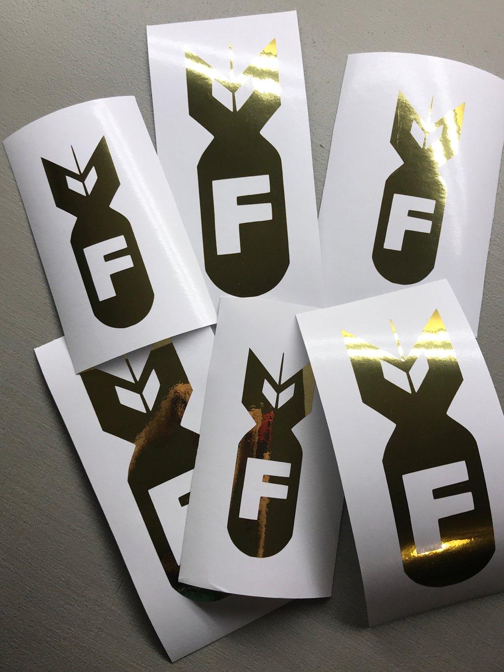 Image of F Bombs x2