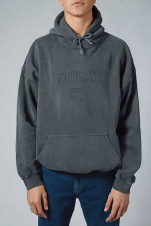 Image of WASHED HOODIE