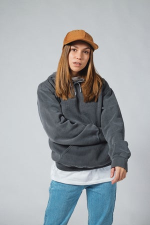 Image of WASHED HOODIE G.