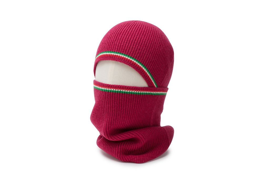 Image of sottozero - snood ciclamino