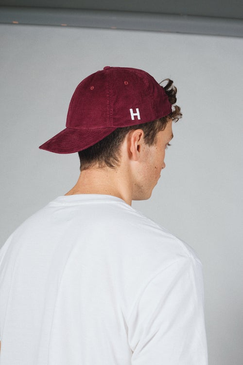 Image of BURGUNDY CAP