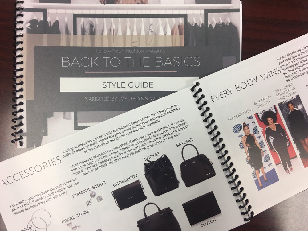 Image of Back To The Basics Style Guide