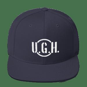 Image of U.G.H. Round Logo Hat