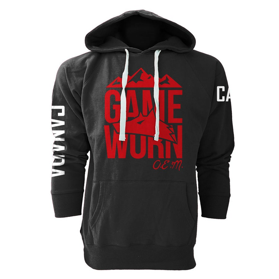 Image of International O.E.M. GAME-WORN Hoodie