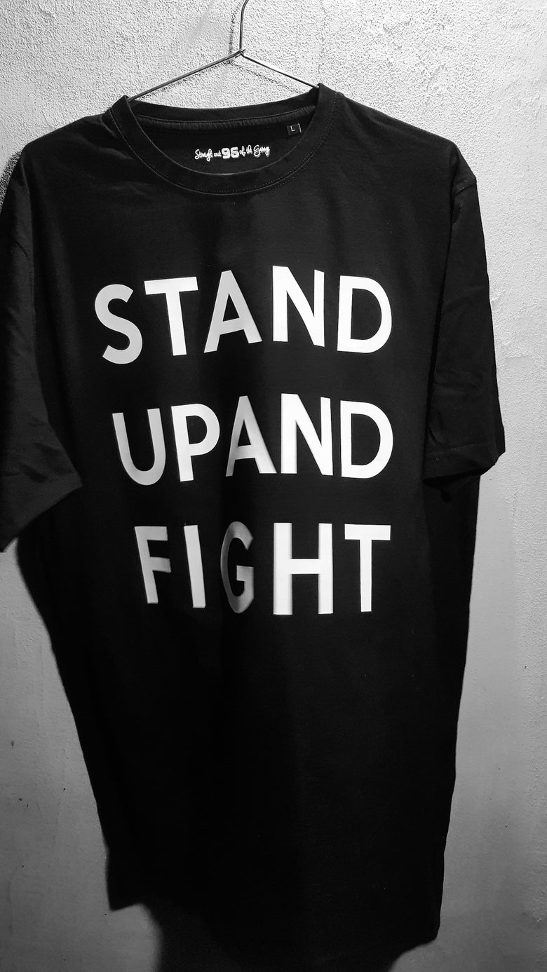 Image of Stand up and fight