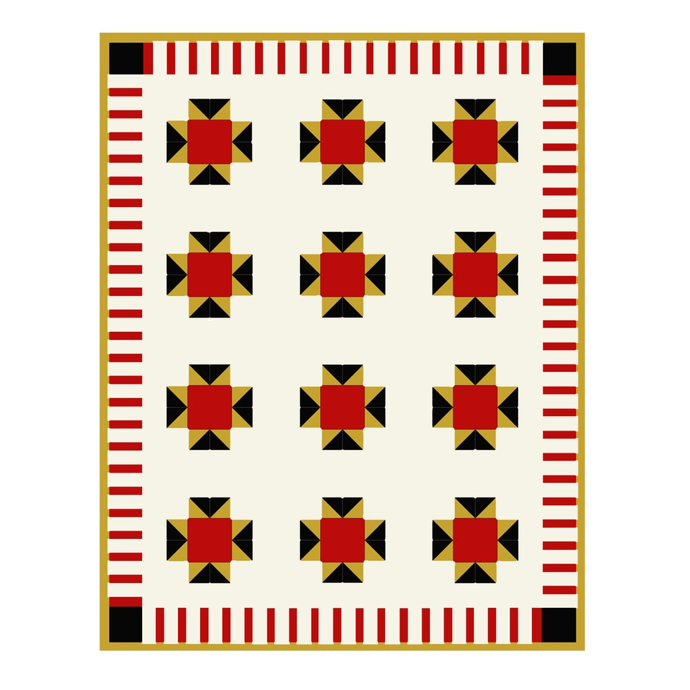 Image of Hinter Quilt