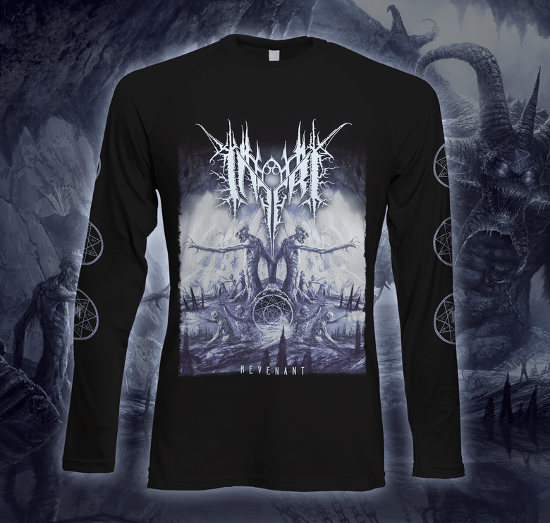 Image of INFERI - Revenant Long Sleeve