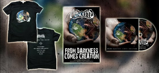 Image of From Darkness Comes Creation Bundle