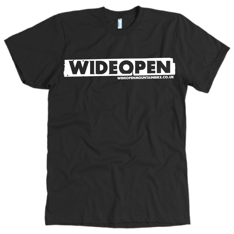 Image of Wideopenmag classic tee shirt