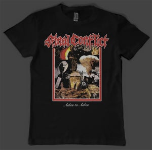 Image of ASHES TO ASHES full color shirt