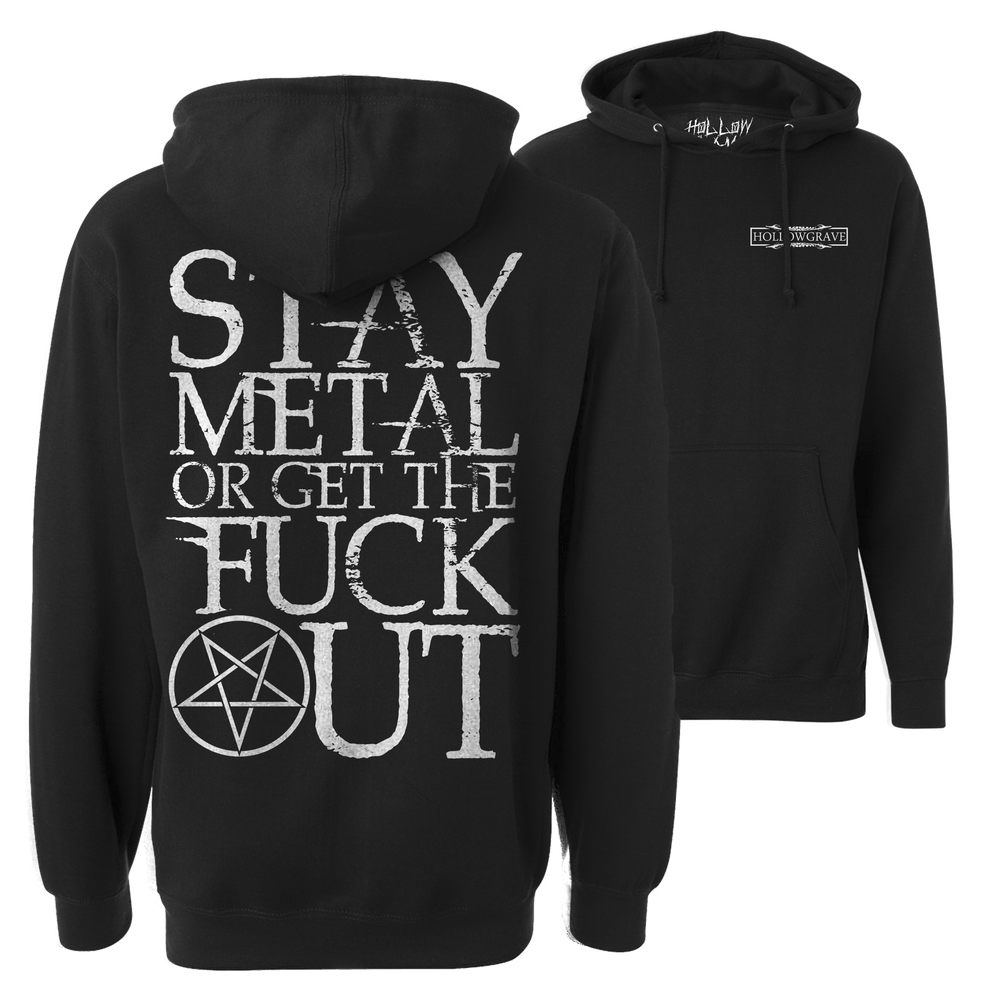 Image of GTFO - Hooded Pullover