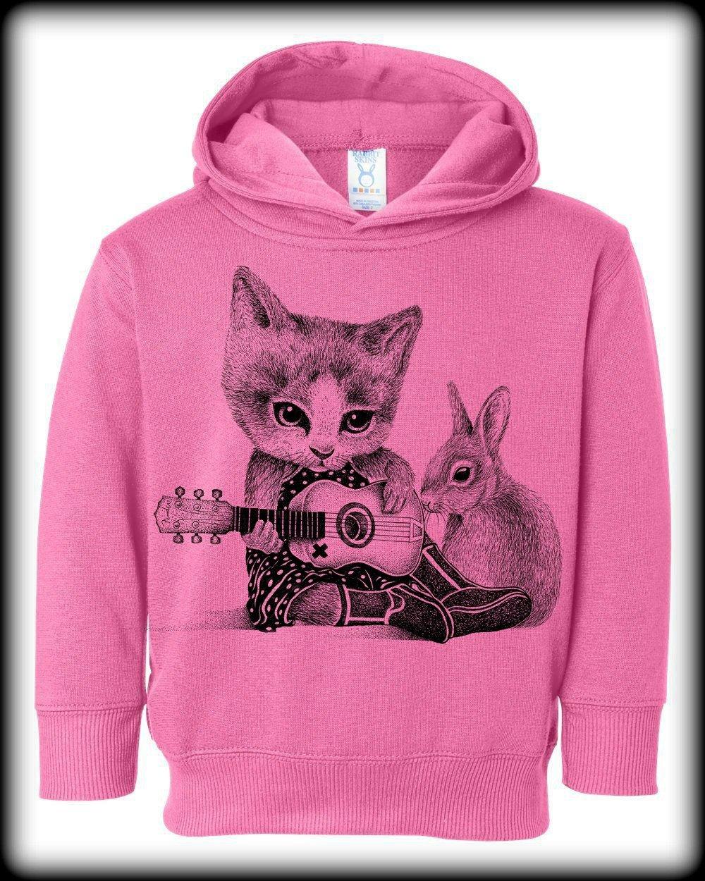 Image of Toddler Cat Hoodie