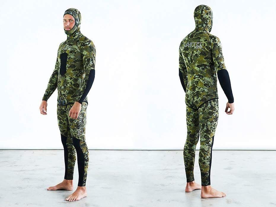 Image of Cartel Dive Ghost Spearfishing Wetsuit 3mm