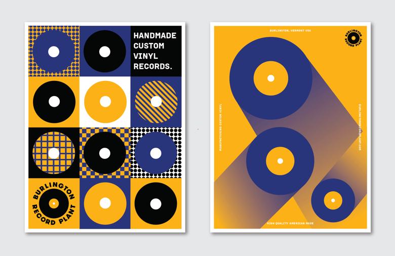 Image of Burlington Record Plant Limited Edition Prints