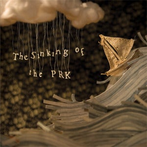 Image of The Sinking of the PRK (EP)