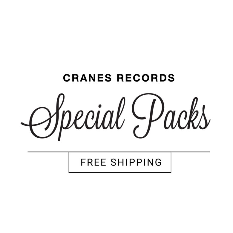 Image of Packs Cranes Records - FREE SHIPPING