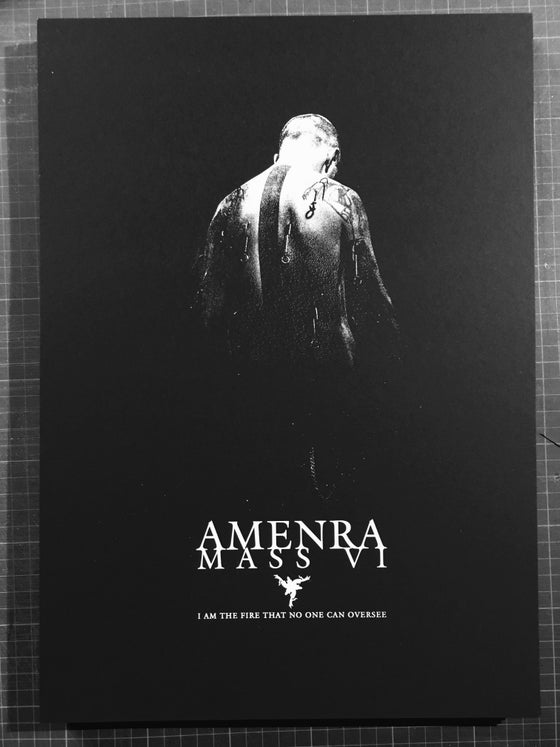 Image of AMENRA European Tour 2018 - Hook Poster